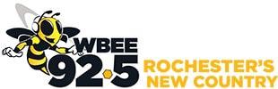 WBEE 92.5 Logo