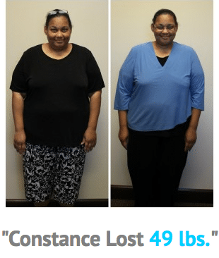 Weight Loss Rochester NY Constance Testimonial
