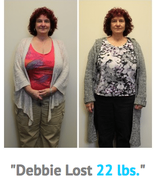 Weight Loss Rochester NY Debbie Testimonial