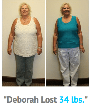 Weight Loss Rochester NY Deborah Testimonial