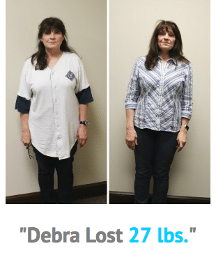 Weight Loss Rochester NY Debra Testimonial
