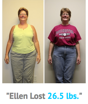 Weight Loss Rochester NY Ellen Testimonial