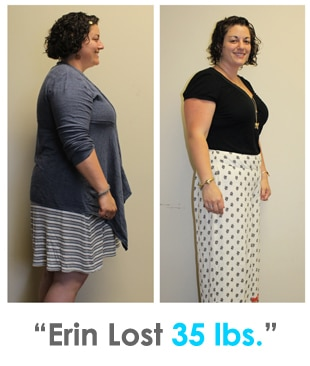 Weight Loss Rochester NY Erin Testimonial