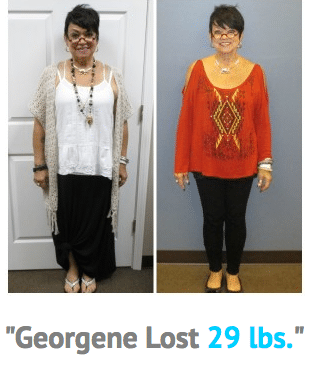 Weight Loss Rochester NY Georgene Testimonial
