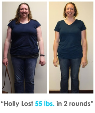 Weight Loss Rochester NY Holly Testimonial