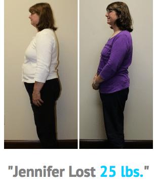 Weight Loss Rochester NY Jen Testimonial