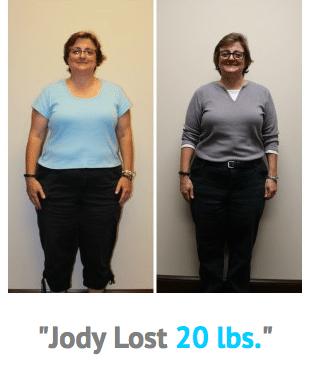 Weight Loss Rochester NY Jody Testimonial