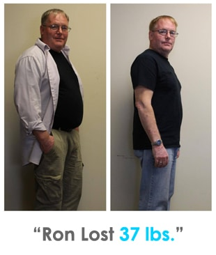 Weight Loss Rochester NY Ron Testimonial